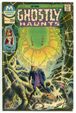 Ghostly Haunts 40 Charlton 1974 FN Steve Ditko Giant Spider Web Ghoul