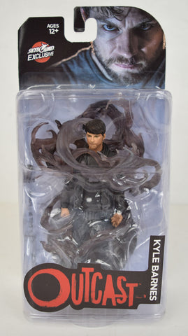 Outcast Kyle Barnes Action Figure 1 Color SDCC NYCC 2016 Skybound McFarlane