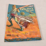 Galaxy Ray Gun Edge Mark 1979 Die Cast Cap Gun Luke Skywalker Star Wars