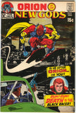 New Gods 3 DC 1971 NM- Jack Kirby Orion Black Racer