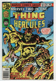 Marvel Two-In-One 44 1978 VF Thing Hercules