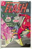 Flash 255 1st Series DC 1977 NM- Mirror Master Rich Buckler Superman Ad