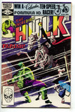 Incredible Hulk 268 Marvel 1982 NM- Frank Miller Micronauts Daredevil Ad