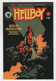 Hellboy Seed Of Destruction 1 Dark Horse 2019 NM Convention Comic Con Variant