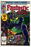 Fantastic Four 247 Marvel 1982 NM- Doctor Doom