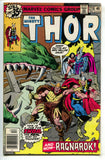 Mighty Thor 278 Marvel 1978 VF Loki Ragnarok Roy Thomas John Buscema