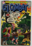 G.I. Combat 143 DC 1969 FN Haunted Tank Nazi WWII Joe Kubert