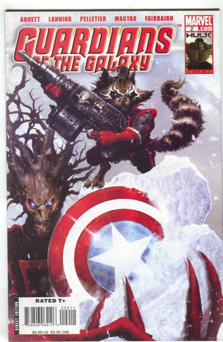 Guardians Of The Galaxy 2 2nd series Marvel 2008 FN VF Starlord Drax