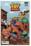 Toy Story Mysterious Stranger 3 Boom 2009 NM Mike DeCarlo Variant Woody