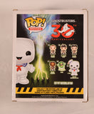 Ghostbusters Stay Puft Marshmallow Man Pop Movies Vinyl Figure 109 NIB