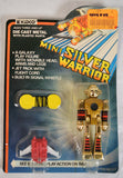 Kidco Mini Silver Warrior Gold Robot Action Figure 1979 MOC New