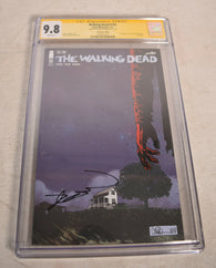 Walking Dead 193 Image 2019 NM CGC SS 9.8 Signed Robert Kirkman