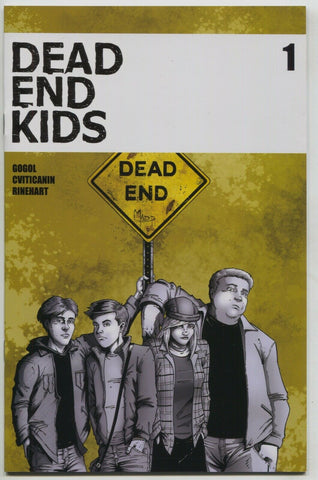 Dead End Kids 1 Source Point 2019 NM 1st Print Frank Gogol