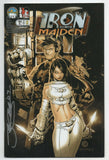 Iron And The Maiden 2 Aspen 2007 NM- Francis Manapul Signed Joel Gomez