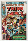 Marvel Two In One 27 1977 FN VF Thing Deathlok Fantastic Four