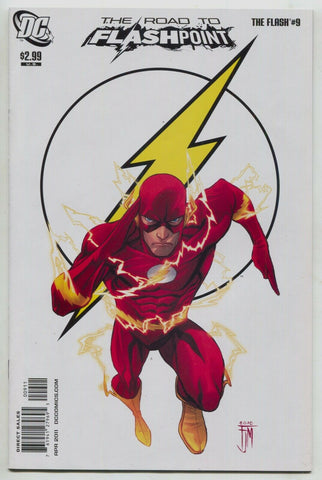 Flash 9 A 3rd Series DC 2011 NM Francis Manapul Flashpoint