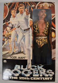 "Buck Rogers Tiger Man 12"" Action Figure Mego 1979 MIB New"