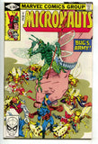 Micronauts 19 1st Series Marvel 1980 NM Michael Golden