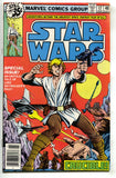 Star Wars 17 Marvel 1978 NM- 1st Print Luke Skywalker Tatooine Sand People