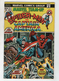 Marvel Team-Up 13 1973 VF Spider-Man Captain America Gil Kane