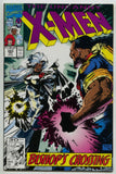 Uncanny X-Men 283 Marvel 1991 NM Bishop Whilce Portacio