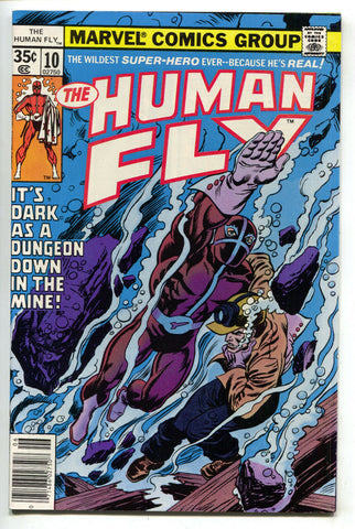 Human Fly 10 Marvel 1978 NM-