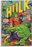 Incredible Hulk 141 Marvel 1968 VG Herb Trimpe 1st Doc Samson