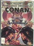 Savage Sword of Conan 93 Marvel 1983 VG Thoth-Amon Twins Multiverse