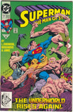 Superman Man Of Steel 17 DC 1992 NM 1st Doomsday Cameo Death