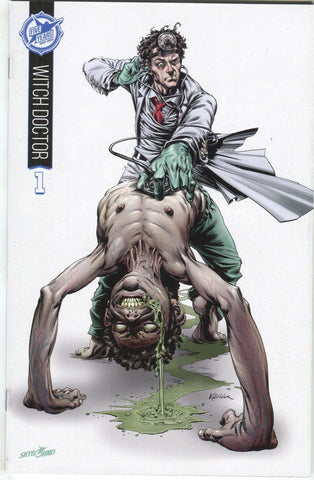 Witch Doctor 1 Image 2015 NM+ 9.6 Skybound 5th Anniversary Variant SDCC