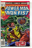 Power Man And Iron Fist 51 Marvel 1978 NM Luke Cage Hero For Hire Ernie Chan