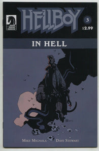 Hellboy In Hell 3 Dark Horse 2013 NM- Mike Mignola