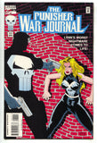 Punisher War Journal 77 Marvel 1995 NM Lynn Michaels Chuck Dixon
