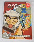Complete Elfquest 6 TPB Warp 1989 VG Signed Wendy Richard Peni