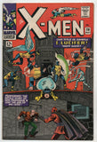Uncanny X-Men 20 1st Series Marvel 1966 FN VF Lucifer Supreme One X-Jet