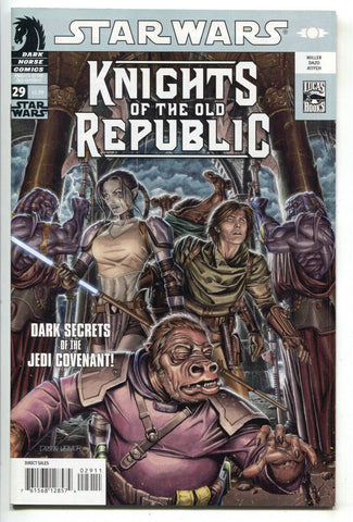 Star Wars Knights Of The Old Republic 29 Dark Horse 2008 NM
