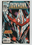 Darkhawk Annual 3 Marvel 1995 NM 1st Damek Doctor Strange