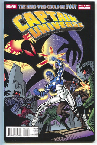 Captain Universe The Hero Who Could Be You 1 Marvel 2013 NM Steve Ditko