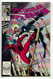 Spectacular Spider-Man 137 Marvel 1988 NM Tarantula Tombstone Church Jesus