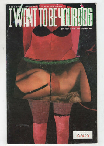 I Want To Be Your Dog 2 Eros 1990 FN Ho Che Anderson