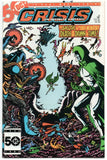 Crisis On Infinite Earths 10 DC 1986 NM- Marv Wolfman Spectre Superman