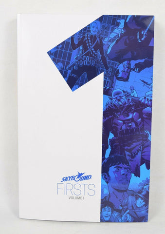Skybound Firsts Volume 1 TPB Image 2015 NM SDCC Walking Dead Invincible