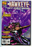 Hawkeye Earth's Mightiest Marksman 1 Marvel 1998 NM- Avengers Taskmaster