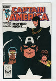 Captain America 290 Marvel 1984 VF 1st Mother Superior Red Skull Wasp