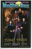 Malibu Sun 1993 Preview Special 1 NM- Star Trek Deep Space Nine Photo Cover