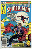 Spectacular Spider-Man 57 Marvel 1981 NM- Will O The Wisp Newsstand Frank Miller