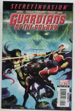 Guardians Of The Galaxy 5 Marvel 2008 NM Secret Invasion Gamora Starlord