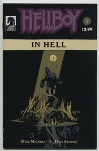 Hellboy In Hell 1 A Dark Horse 2012 NM- Mike Mignola