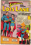 Supermans Girlfriend Lois Lane 36 DC 1962 VG Lana Lang Superwoman