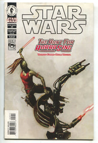 Star Wars 29 Dark Horse 2001 FN VF Hunt For Aurra Sing Jon Foster